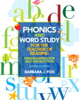 Phonics and Word Study for the Teacher of Reading: Programmed for Self-Instruction, 11/e/e