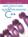 Data Structures and Algorithm Analysis in C++, 4/e/e