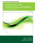 SuperVision and Instructional Leadership: A Developmental Approach, 9/e/e