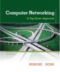 Computer Networking: A Top-Down Approach, 6/e/e