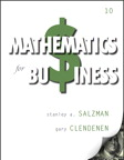 Mathematics for Business, 10/e/e