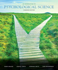 An Introduction to Psychological Science, Canadian Edition, 1/e [book cover]