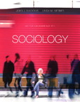 Sociology, Eighth Canadian Edition, 8/e [book cover]