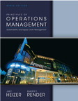 Principles of Operations Management, 9/e/e
