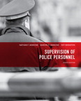 Supervision of Police Personnel, 8/e/e