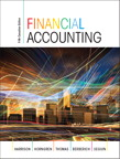 Financial Accounting, Fifth Canadian Edition, 5/e [book cover]