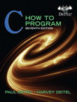 C How to Program, 7/e/e