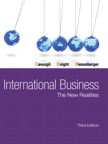 International Business: The New Realities, 3/e [book cover]