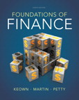 Foundations of Finance, 8/e/e