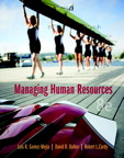 Managing Human Resources, 8/e [book cover]