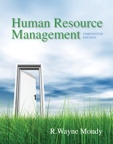 Human Resource Management, 13/e [book cover]