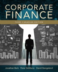Corporate Finance, Third Canadian Edition, 3/e [book cover]