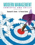 Modern Management: Concepts and Skills, 13/e [book cover]