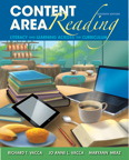 Content Area Reading: Literacy and Learning Across the Curriculum, 11/e/e