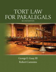 Tort Law for Paralegals, 2/e/e