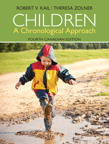 Children: A Chronological Approach, Fourth Canadian Edition, 4/e [book cover]