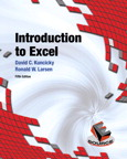 Introduction to Excel, 5/e/e