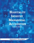 Hospitality Industry Managerial Accounting with Answer Sheet (AHLEI), 7/e/e
