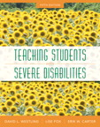 Teaching Students with Severe Disabilities, Loose-Leaf Version, 5/e/e