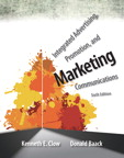 Integrated Advertising, Promotion, and Marketing Communications, 6/e/e
