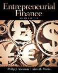 Entrepreneurial Finance, 6/e/e