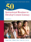 50 Instructional Routines to Develop Content Literacy, 3/e/e