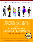 Making Content Comprehensible for Elementary English Learners: The SIOP Model, 2/e/e
