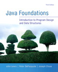 Java Foundations, 3/e/e
