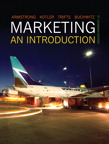 Marketing: An Introduction, Fifth Canadian Edition, 5/e [book cover]