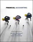 Financial Accounting, Second Canadian Edition, 2/e [book cover]