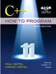 C++ How to Program (Early Objects Version), 9/e [book cover]
