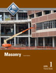 Masonry Level 1 Trainee Guide, 4/e/e