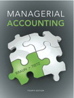 Managerial Accounting, 4/e/e