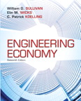 Engineering Economy, 16/e [book cover]