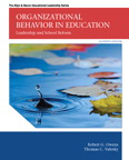 Organizational Behavior in Education: Leadership and School Reform, 11/e/e