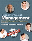 Fundamentals of Management: Essential Concepts and Applications, 9/e/e