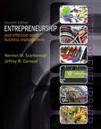 Entrepreneurship and Effective Small Business Management, 11/e/e