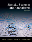 Signals, Systems, & Transforms, 5/e/e