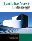 Quantitative Analysis for Management, 12/e/e