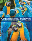 Organizational Behavior, 16/e/e