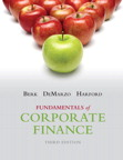 Fundamentals of Corporate Finance, 3/e/e