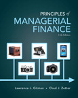Principles of Managerial Finance, 14/e/e