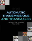 Automatic Transmissions and Transaxles, 6/e/e