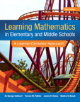 Learning Mathematics in Elementary and Middle School: A Learner-Centered Approach, 6/e/e