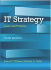 IT Strategy: Issues and Practices, 3/e/e