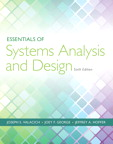 Essentials of Systems Analysis and Design, 6/e/e