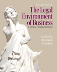 The Legal Environment of Business, 7/e/e