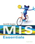 MIS Essentials, 4/e [book cover]