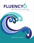 Fluency With Information Technology, 6/e/e