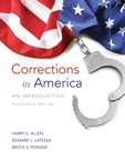 Corrections in America: An Introduction, 14/e [book cover]